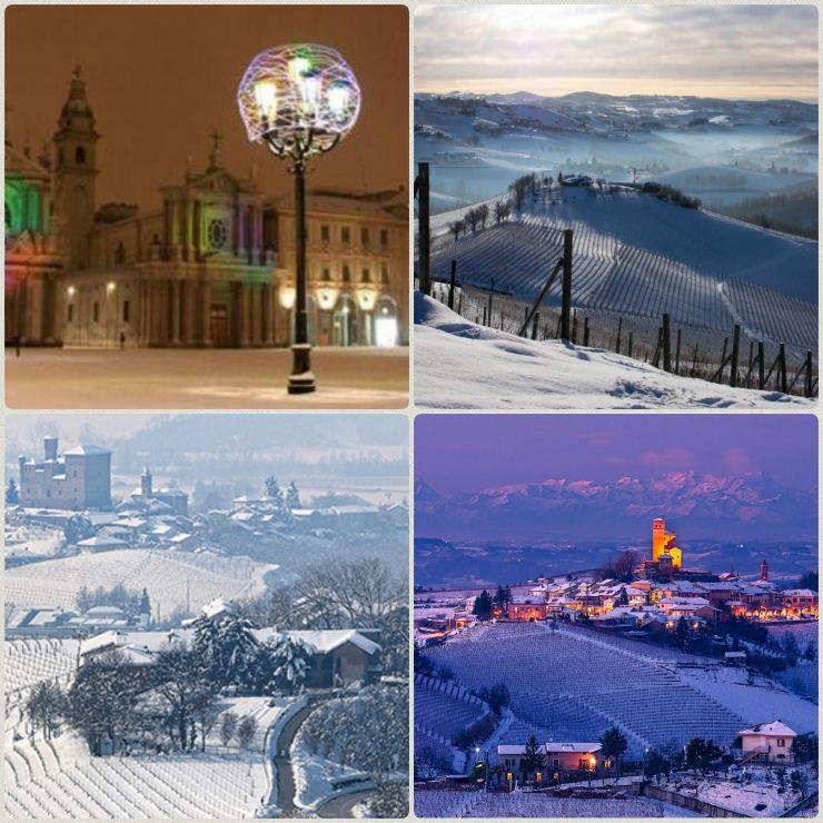 Piemonte-Winter